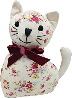 Fabric Animal Door Stopper Gifts for Mom Decorative Doorstops Book Stopper Prevent Door from Hitting The Wall Decorative Cat