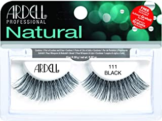Ardell Eyelash Fashion Lashes 111 Black - 65089, 1266034, Plum