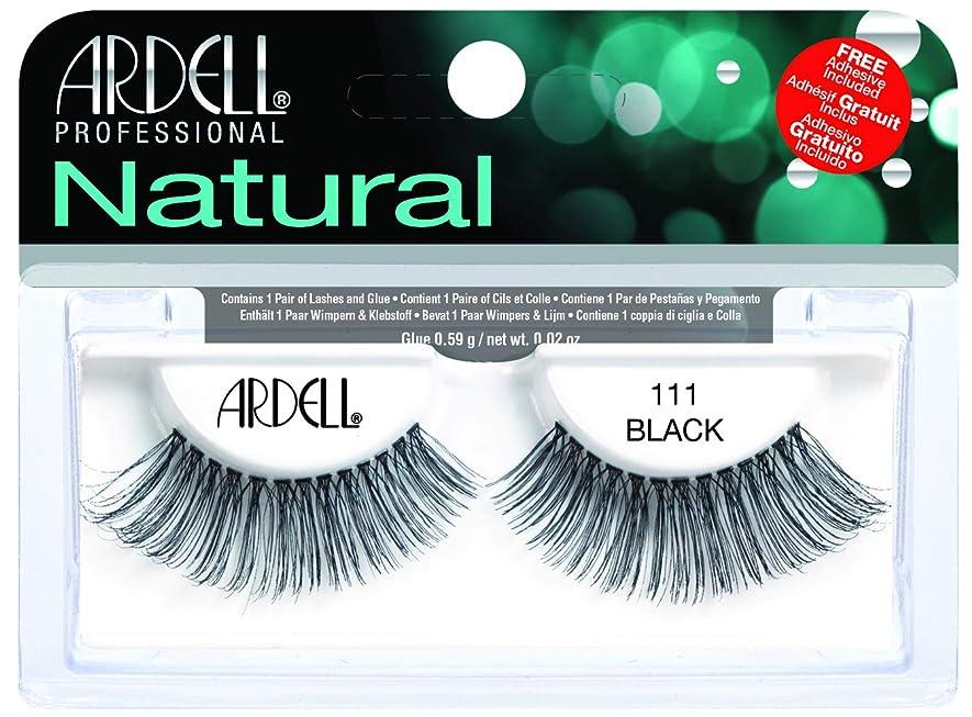 大胆厳密にニュースARDELL False Eyelashes Fashion Lash Black 111 (並行輸入品)