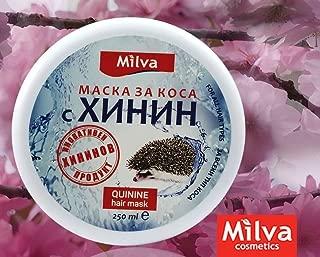 quinina mask-hair pérdida de pelo, anti Caspa, Fragilidad, estimula el crecimiento y resistencia