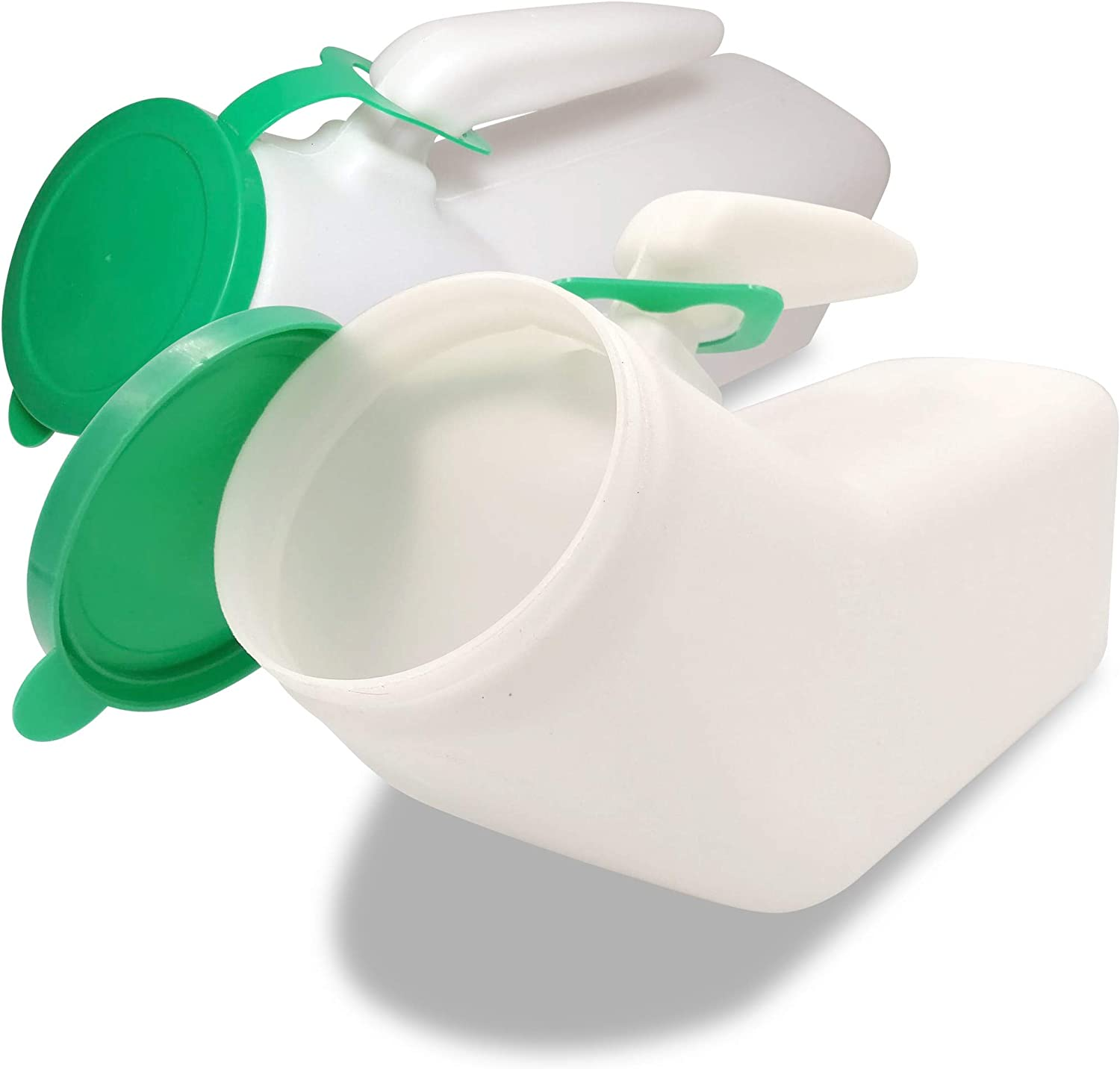 JJ CARE Urinals for Men 1000ml Special price for a limited time Pack Pee At the price of surprise Proof 2 Plastic Spill
