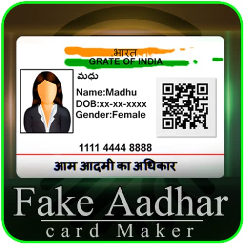 Fake ID Card 2018 Prank