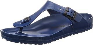 Birkenstock Essentials Unisex Gizeh EVA Sandals Navy 41 N EU (US Women's 10-10.5)
