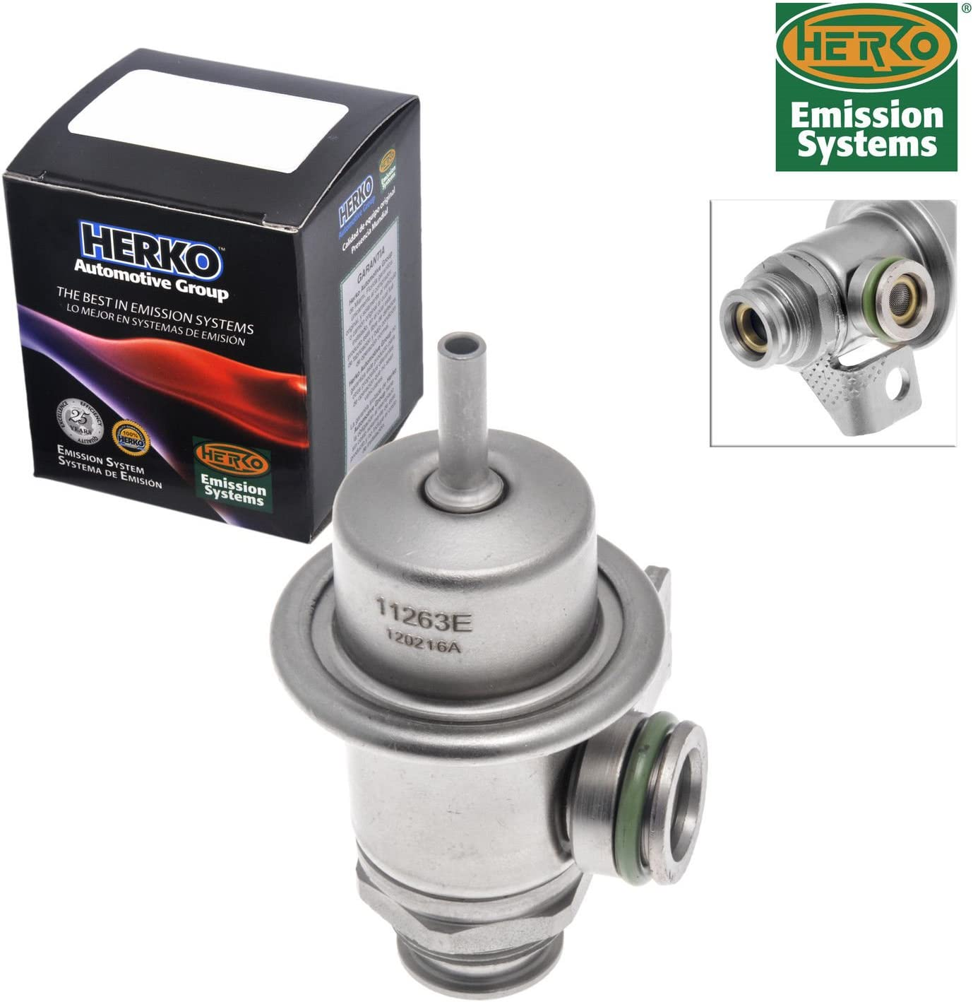 AD Auto Parts New Large-scale sale Ranking TOP10 Herko Fuel Pontiac PR4135 Pressure C Regulator