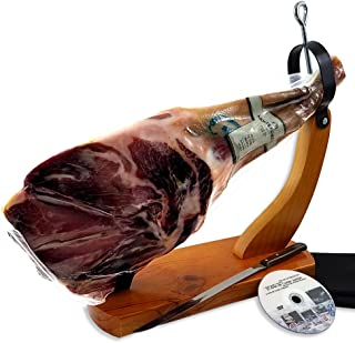 vacuum sealed jamon iberico