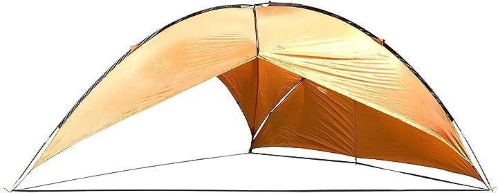 Tenda da spiaggia triangolare 4 6 m montis malibu M12-MAL