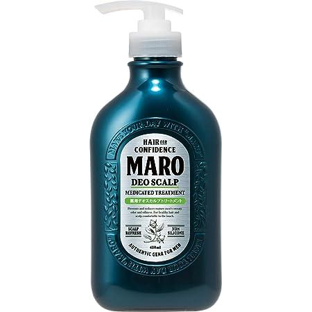 【医薬部外品】デオスカルプ 薬用 トリートメント [グリーンミントの香り] MARO マーロ 480ml メンズ
