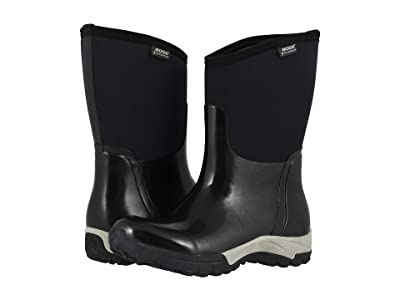 Bogs Daisy Solid (Black) Women