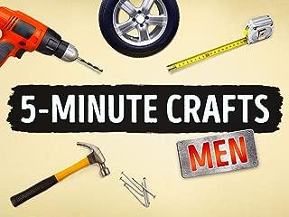 5 Minute Crafts Men