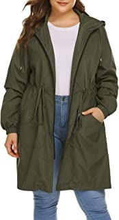 Best calvin klein hooded a line raincoat Reviews