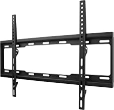 One For All TV Bracket – Fixed Wall Mount – Screen size 32-84 Inch - For All types of TVs (LED LCD Plasma) – Max Weight 10...