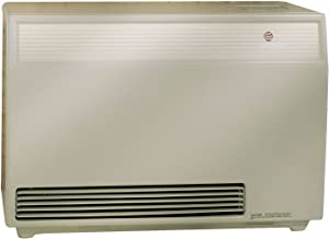 Empire Ventilation Equipment - DV20ELP - 37 x 15-3/4 x 26 Hot Surface Fan Forced Counterflow High Efficiency Gas Wall Furnace