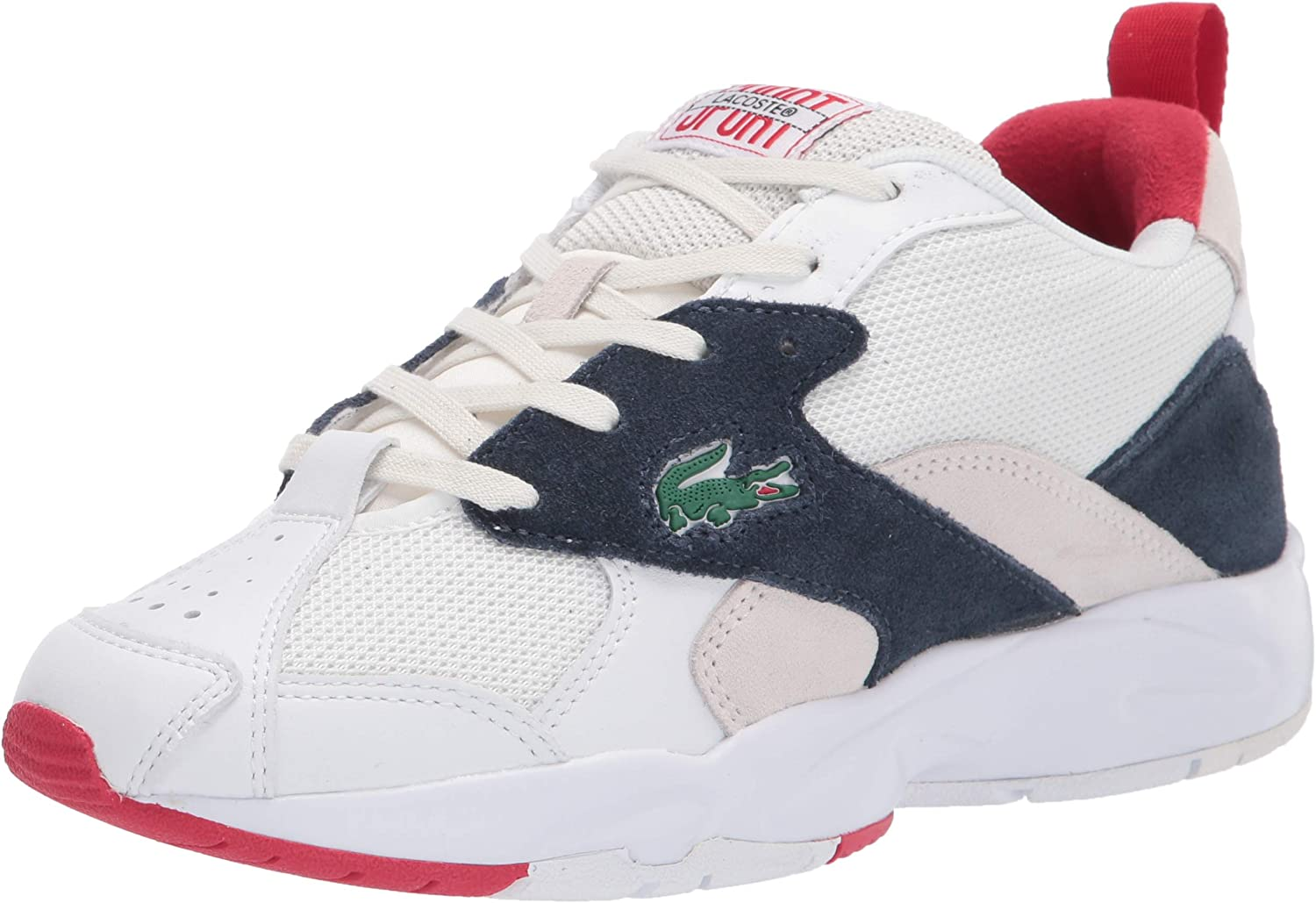 NEW before selling Lacoste Men's Storm Sneaker 96 Super sale period limited