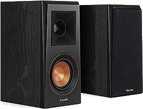 Klipsch RP-400M Reference Premiere Bookshelf Speakers - Pair (Ebony) (Renewed)