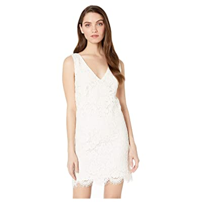 BB Dakota Lost in Lace Dress (Ivory) Women