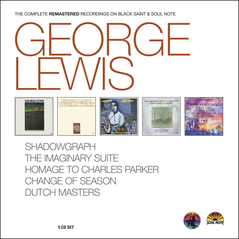 George Lewis - Complete Recordings on Black Saint & Soul Note
