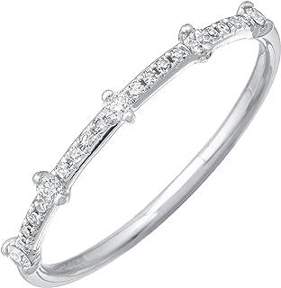Best small diamond wedding band Reviews