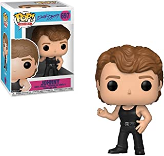 Funko FU36397 POP! Movies Dirty Dancing 697 Johnny Vinyl Play Figure