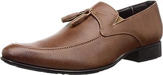 BATA Men's Avenue Brown Formal Shoes