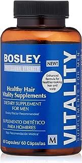 Bosley Professional Strength Hair Supplement for Men