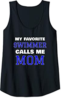 swim mom t shirts bling