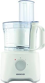 Kenwood FDP300WH MultiPro Compact Robot de cocina, 800 W, 2,1 litros, plástico, blanco
