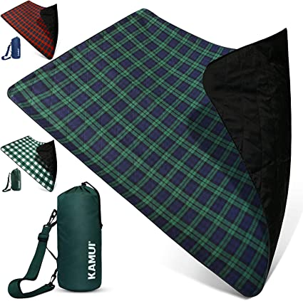 KAMUI picnic blanket