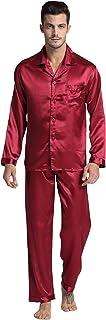 Tony & Candice Men's Satin Pyjama Set Sleepwear/Loungewear