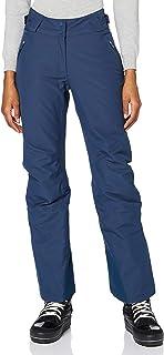 Schöffel Women's Ski Alp Nova Pants, Moonlit Ocean, 42