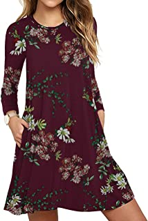 Best small floral print dress Reviews