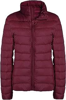 Women's Lightweight Packable Down Jacket Outwear Puffer Down Coats