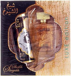 Sheikh shuyukh By Lattafa Parfums With Perfume 100 Ml Perfume Spray For Men - 200 milliliters