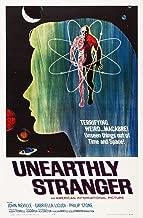 Posterazzi Unearthly Stranger Us Art 1963 Movie Masterprint Poster Print, (11 x 17)