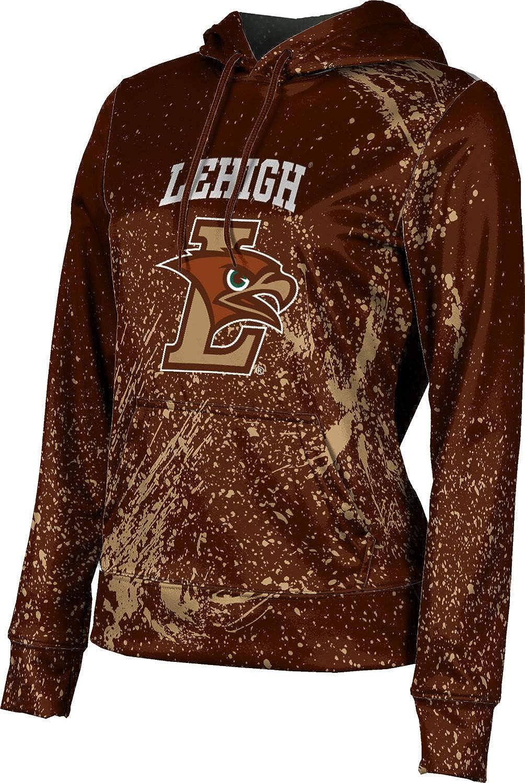 ProSphere Lehigh University Girls' Pullover Hoodie, School Spirit Sweatshirt (Splatter)