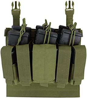 CONDOR VAS Vanquish Armor System Accessories Recon Mag Pouch - Olive Drab