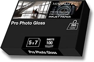 ICE Gloss 7x5 Photo Paper 210gsm 50 sheets 7 x 5 210g