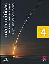 Matemáticas orientadas a las enseñanzas académicas. 4 ESO. Savia Nueva Generación. Madrid