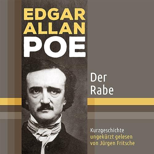 Edgar Allan Poe Der Rabe Gedicht Schauergedicht By