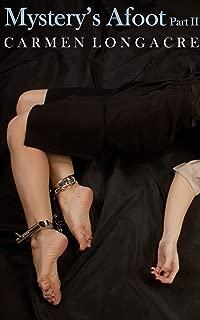 Mystery's Afoot Part II (tickle erotica, tickle feet, tickling feet, foot fetish, tickling fetish, tickling erotica, BDSM, femdom, f/f, m/f): Cathryn Explores ... Film Studio (Cathryn's Foot Follies Book 2)