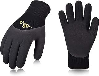 Best orange rubber work gloves Reviews