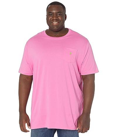 Polo Ralph Lauren Big & Tall Big Tall Jersey Crewneck T-Shirt