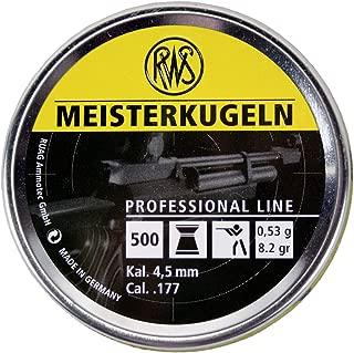 Umarex RWS Meisterkugeln Professional Line Precision Air Rifle Pellet Gun Pellets