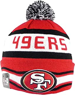 Headwear Nfl Football the Jake 3 San Francisco 49ers 2012 Season Custom Made