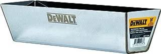 DEWALT 14-Inch Drywall Mud Pan   Stainless Steel