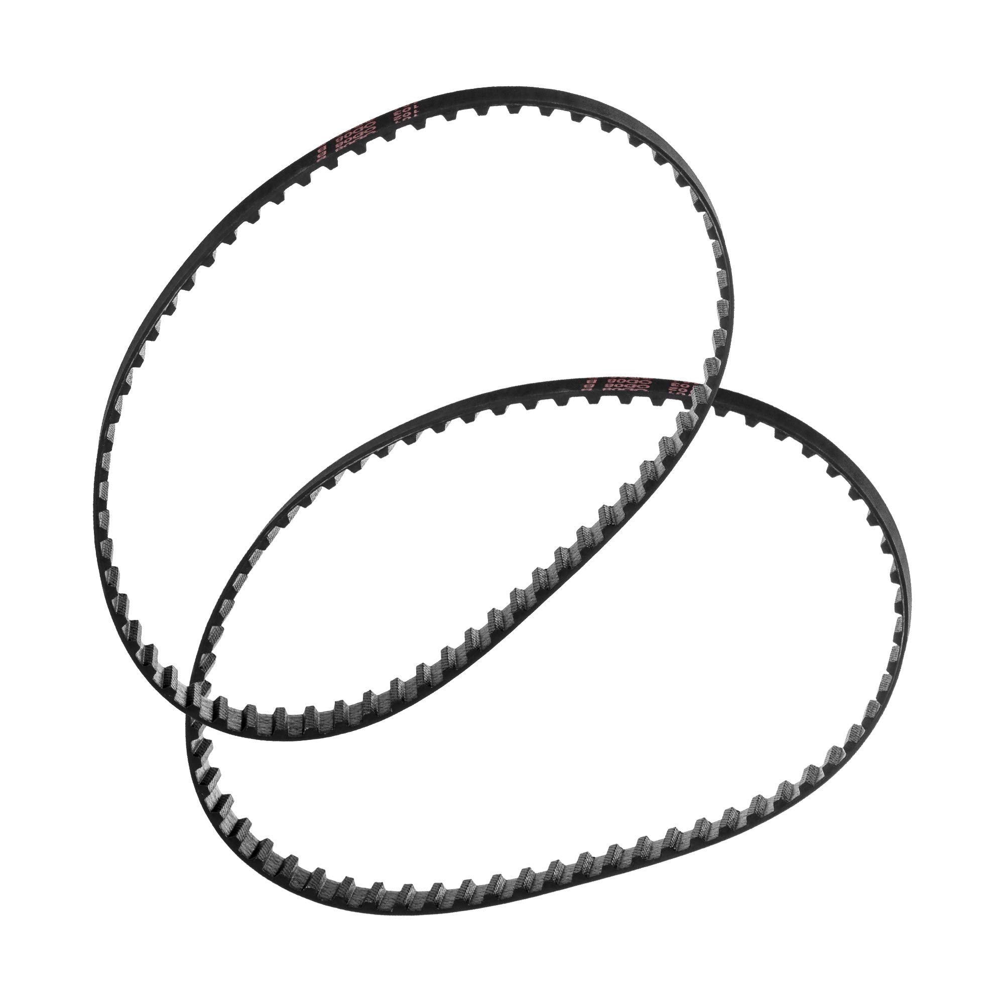 D/&D PowerDrive AC12101 Wayne Lawn Replacement Belt 0.5 Width 70 Length 0.5 Width 70 Length
