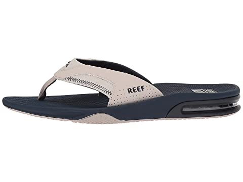 Free Shipping Get To Buy Reef Fanning Navy/Grey Manchester 2018 New Sale Online Best Seller Cheap Price Pay With Paypal For Sale 5hX2Frx