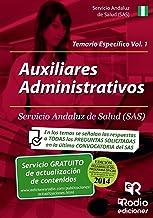 Auxiliares Administrativos del SAS. Temario Especifico. Vol 1 (Oposiciones)