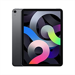 2020 Apple iPadAir (10.9-inch, Wi-Fi + Cellular, 64GB) - Space Grey (4th Generation)