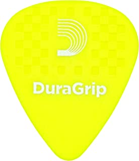 Planet Waves 7DYL3-10 DuraGrip Guitar Picks, 10-Pack, Light/Medium