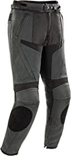 Joe Rocket Stealth Sport Men's Leather Perforated Motorcycle Pants (Black, Size 38)